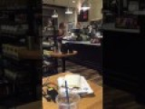Chicago Lady Who Went Off In Micheal's, Did It In July At Peet's Coffee Too