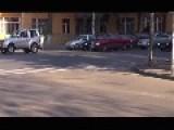 Crazy BMW Driver