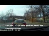 Clifton Cop Brake Checks Motorist - Police Misconduct