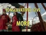 Conservatives Are More Charitable - Arthur Brooks