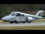 Cop Turns Abandoned Plane Into Street-legal Car