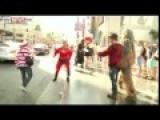 Chewbacca Breaks Up Mr Incredible Vs Batgirl Brawl