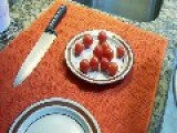 COOLEST Trick You'll Learn Today! How To Cut Several Tomatoes In Seconds! Like A Ninja