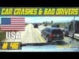 Crashes And Bad Drivers Compilation