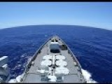 Chinese And US Warships Conduct Joint Exercise In Pacific