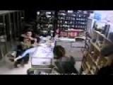 CCTV-Brave Guy Made Robbery Fail