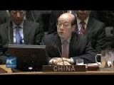 China And Russia Veto UN Resolution On Syria
