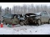 Crazy Car Crash Compilation
