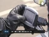 Cold War Erupts Over The World's Smartest Helmet