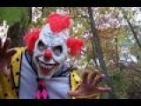Clowns Trying To Lure Children Into Woods In South Carolina