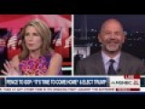 Conservative Political Commentator Andrew Sullivan Is Voting For Hillary Clinton