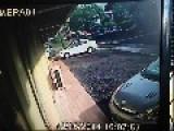 Car Crash In Micronesia