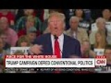 CNN Airs Compilation Of Trump's Worst Moments