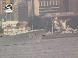 Chinese Navy Warships Pay Goodwill Visit To Brazil
