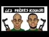 Cartoon About Kouachi Brothers