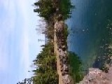 Canadian Cliff Dive
