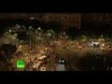 Clashes Between Russian And English Fans Live From The Streets Of Marseille