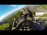 Cedar Point Mean Streak Point Of View Ride