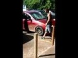 Couple Beat Up In Parking Lot Fight