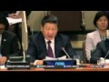 China Donates $10M USD To The UN WOMEN
