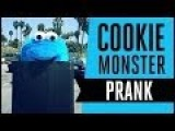 Cookie Monster Prank Public Prank
