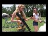Country Girls At Gunshine State Suppressor Shoot