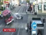 Car Vs Fire Truck Crash