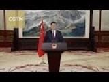 Chinese President Xi Jinping's 2017 New Year Address