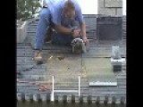 Cutting Roof For My First Skylight