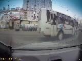 Car Hit By Pedestrian