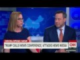 CNN's S.E. Cupp: Trump Is 'Fundamentally Confused About The Role Of Free Press'