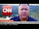 CNN: Alex Jones Leader Of The KKK