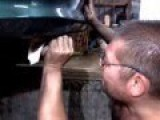 Car Exhaust Leak Test