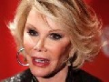 Comedy And TV Legend Joan Rivers Dies At 81