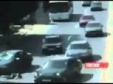 Cars Vs. Pedestrians: Cars 8, Pedestrians 0