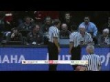 College Basketball Player Jarmal Reid Trips Referee After Not Receiving Call