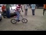 Cocky But Cool : Acrobatic Bicycle