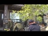 COPS SEIZE GUNS FROM HIGH RIVER HOMES. Canada