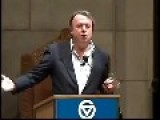 Christopher Hitchens Vs. God God Loses By The Way