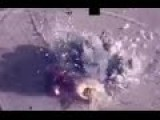 Compilation Of October's US Led Anti ISIS Aerial Campaign In Iraq 2015