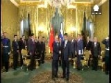 Chinese President Xi Jinping In Moscow Ahead Of Victory Day Parade