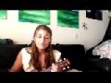 Cat Screws Girl's Singing Session For Youtube