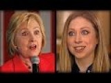 Chelsea Clinton Apparently Doesn't Trust Her Own Mother