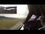 Captain's View Of Landing Fastest Biz Jet In The World Gulfstream G650
