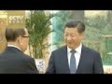 Chinese President Meets North Koreans To Strengthen Ties