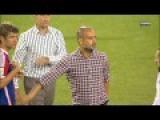 Coach Denies Handshake