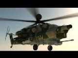 Cool Assed Russian Helicopter Gunships