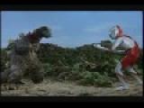 Classic Ultraman Vs.Godzilla??