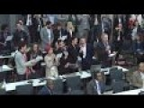 Climate Cringe: UN Members Serenade Outgoing 'Climate Queen' Figueres