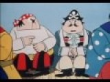 Captain Pugwash - First Episode In Colour 1974
